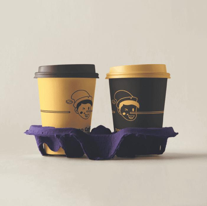 Papo Café Branding