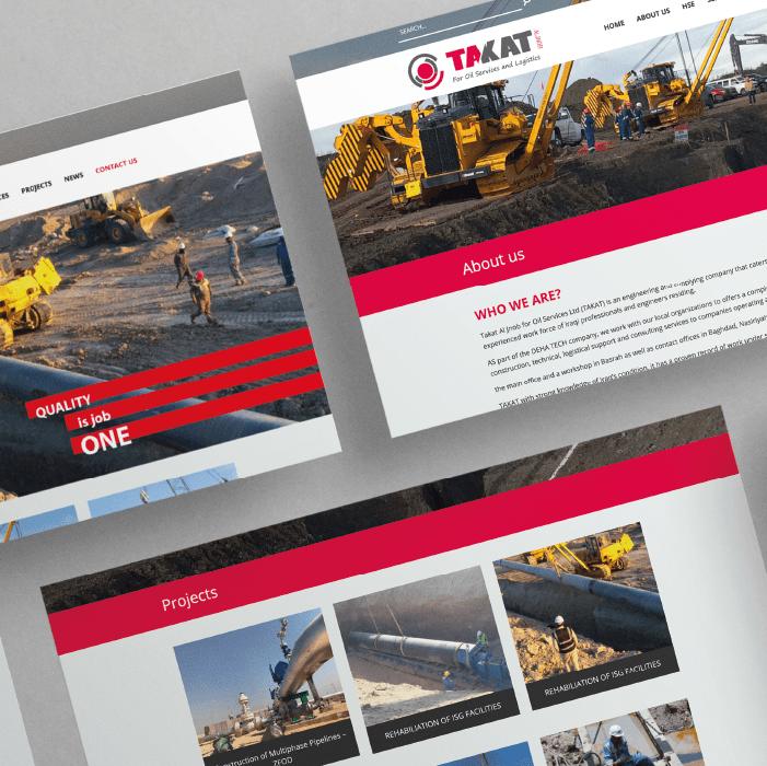 Takat Website