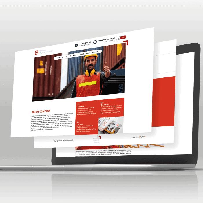 Al-Ghaith Website