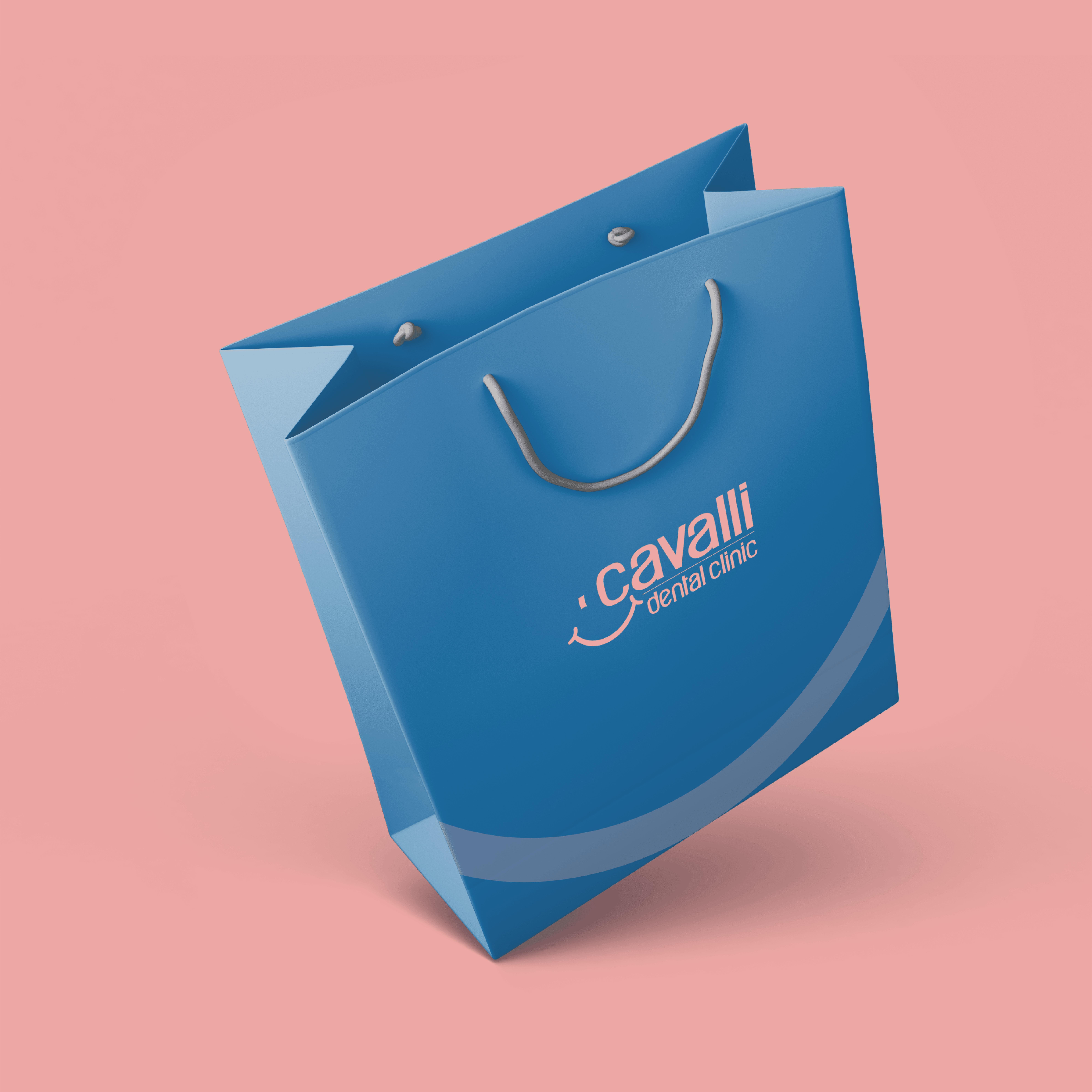 Cavalli Logo Design V1